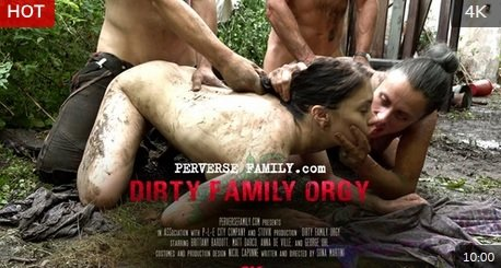 Dirty Family - Orgy Perverse Family 2 - Pt 12 - FullHD