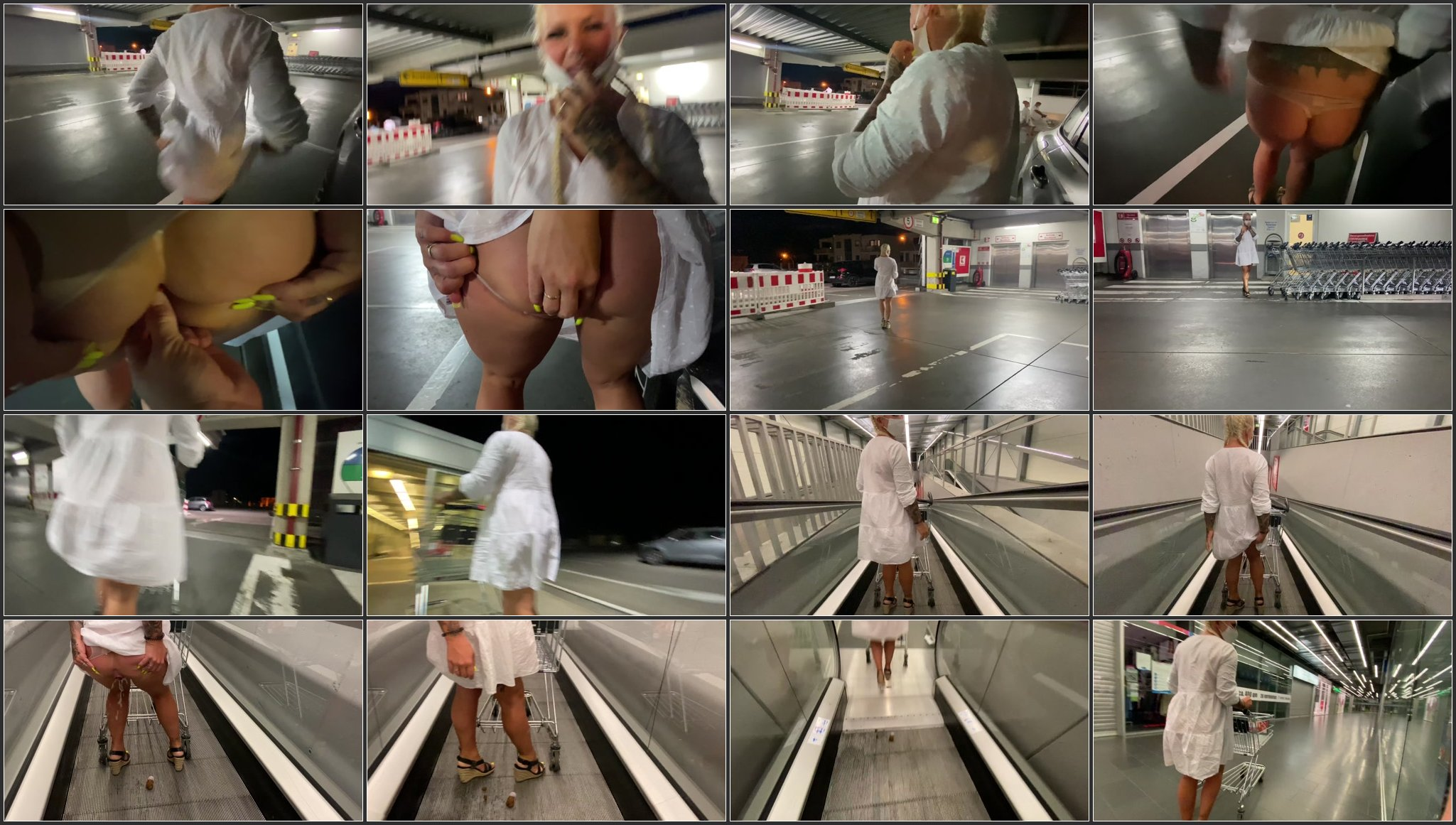 Cork anal and then that happens on the escalator -O.ScrinList