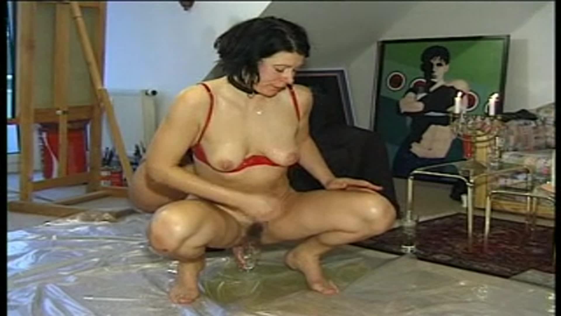 Mistress Shiva and her slavegirl 00001