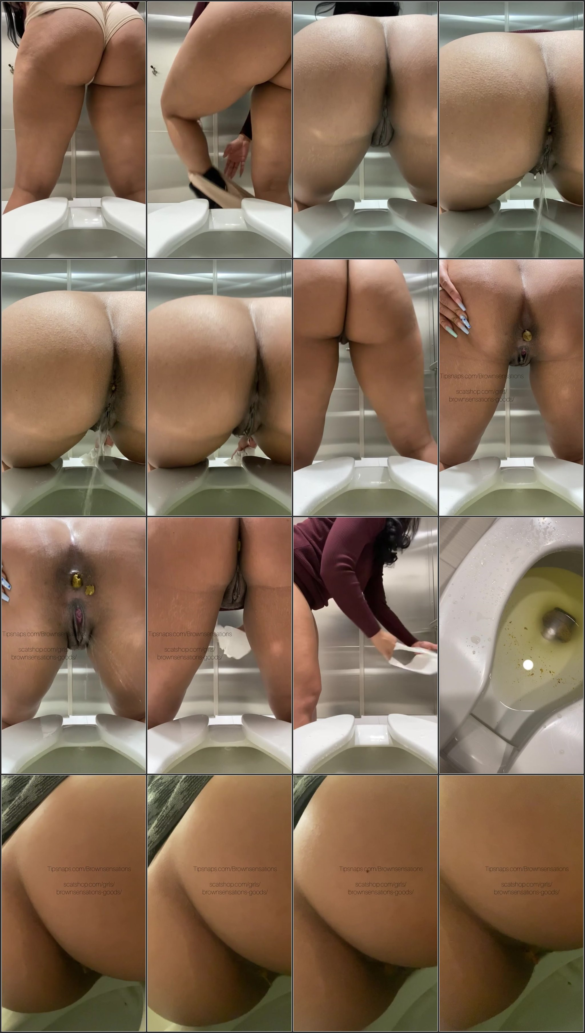 Brownsensations - Work and Home Shit.ScrinList